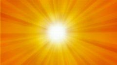 sun - stock footage