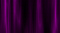 Purple silk abstract background Stock Footage
