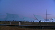 Stock Video Footage of Time-lapse Solar Energy Panels
