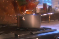 Stock Video Footage of Stove Burner 2