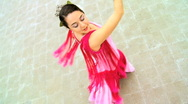 Stock Video Footage of Traditional Flamenco Dancer