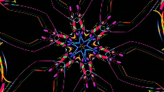 Kaleidoscope HD Stock Footage