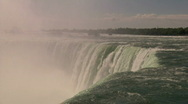 Stock Video Footage of Waterfalls - Niagara Falls, Water 2