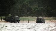 Marines 034 Stock Footage