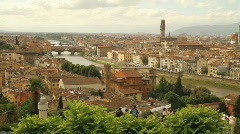 Florence, Firenze Stock Footage