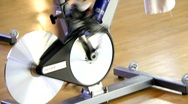Spin Class Women 6 Stock Footage