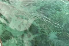 Crystal Clear Shallow Water Stock Footage