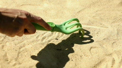 Using Sand tools in Box Stock Footage