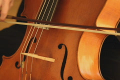 Cello. SD. Stock Footage