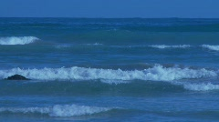 Ocean and sound Stock Footage