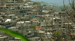 haiti_village_04 - stock footage