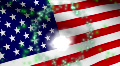 Patriotic Fireworks Footage
