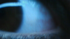 Eyes - stock footage
