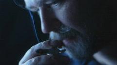 Smoker 2 Stock Footage