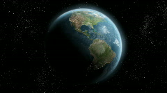 Earth 360 - stock footage