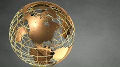 Aroundtheworldgold HD Stock Footage