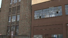 Old Factory 1 Stock Footage