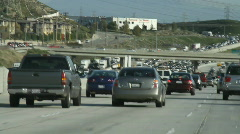 Traffic 3 - stock footage