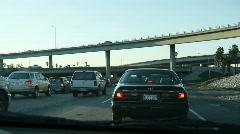 Traffic 7 - stock footage