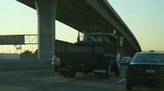 Traffic 8 - stock footage