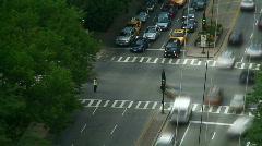 Chicago HD BCS3-22b street tite tlapse-1080x1920 photo jpg w de interlace Stock Footage