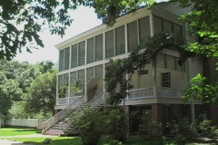 Oakley House Audubon Stock Footage
