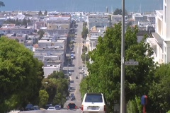 San Fran street Stock Footage