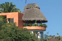 Vacation Rental Sayulita Stock Footage