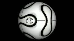 Soccer FIFA - stock footage
