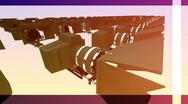 T196 DLRS HDslr vdslr revolution cameras camera Stock Footage