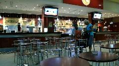 Cafeteria Stock Footage