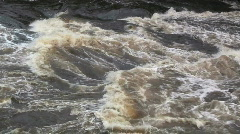 Saint Croix River Rapids Stock Footage