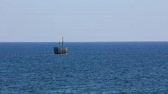 Mediterranean Sea Stock Footage