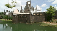 Stock Video Footage of Hogsmeade