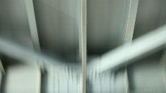 Bridge Ceiling Stock Footage