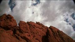 Garden of the Gods Colorado HDF40-6,7 Stock Footage