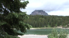 Chinook Lake Stock Footage