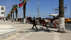 Tunisia, Sousse Stock Footage