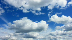 Clouds 04  - stock footage