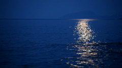 Sea shore - stock footage