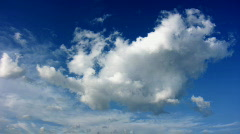Clouds 11  Stock Footage