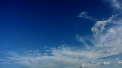 Clouds 12  Stock Footage