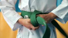 Green belt Stock Footage