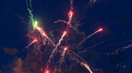 Fireworks 04 Stock Footage