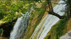 Waterfall 2 - stock footage