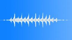 Scrambled sci fi data stream Sound Effect