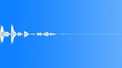 Laser metal echoes Sound Effect