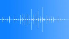 Clicky laser gated pulse Sound Effect