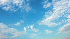Blue sky Stock Footage