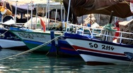 Harbour Stock Footage